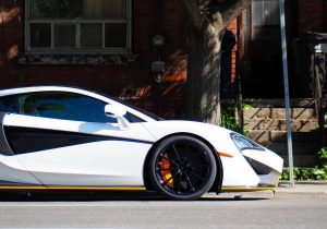 Pfaff Tuning McLaren 570S on Forgeline One Piece Forged Monoblock GT1 5-Lug Wheels