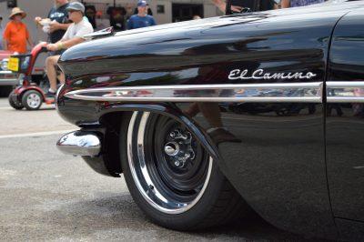 Roadster Shop Survivor Series 1959 Chevrolet El Camino on Forgeline RS-OE2 Wheels