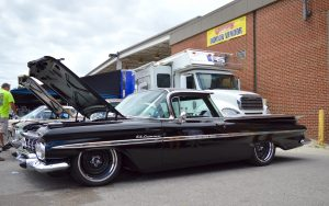 Roadster Shop Survivor Series 1959 Chevrolet El Camino on Forgeline RS-OE2 Wheels