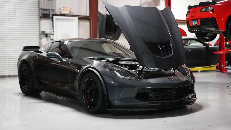 Vengeance Racing | Forgeline Motorsports Custom Made-to