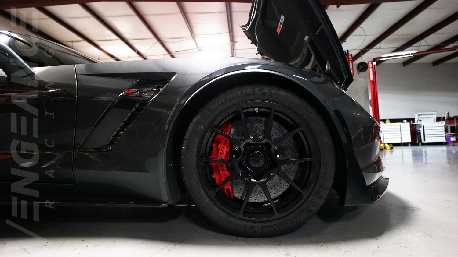 Vengeance Racing | Forgeline Motorsports Custom Made-to-Order Forged
