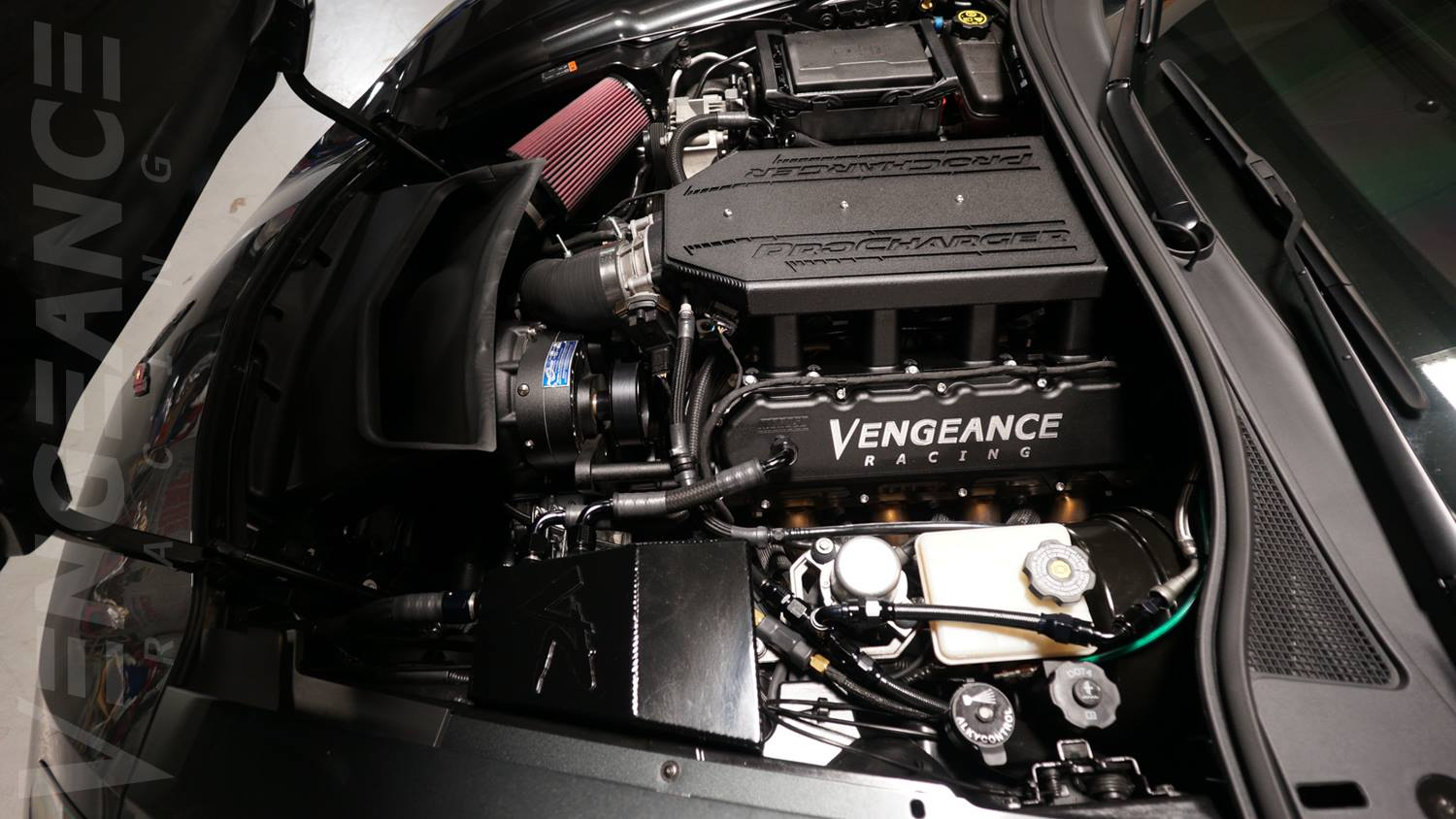 Vengeance Racing | Forgeline Motorsports Custom Made-to