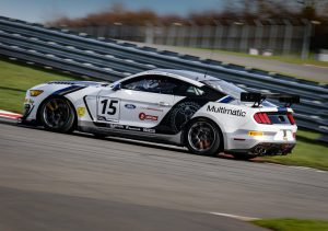 Multimatic Mustang wins British GT at Oulton Park
