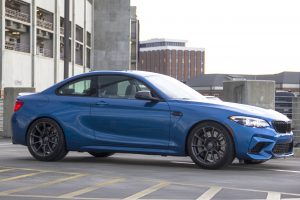 Dinan Club Edition BMW M2 on Forgeline One Piece Forged Monoblock GTD1 5-Lug Wheels