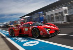 Glickenhaus Sets Top Speed at 24 Hours at Nuerburgring on Forgeline one piece forged monoblock GTD1 wheels