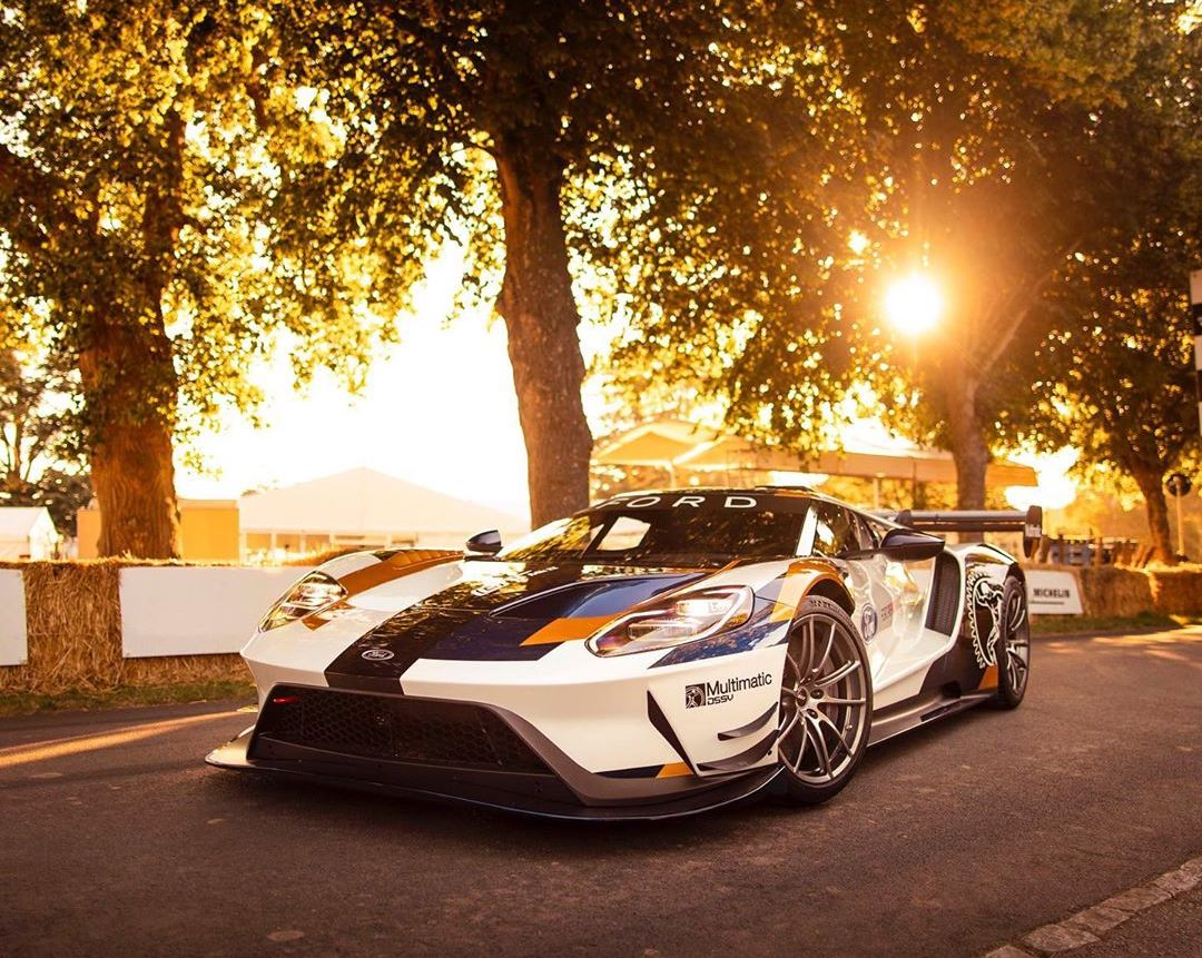 Multimatic and Ford Performance Unveil the Ford GT Mk II on Forgeline One Piece Forged Monoblock Wheels!