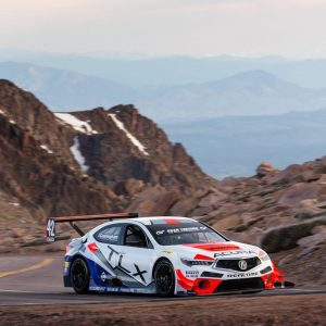 RealTime Racing Conquers the 2019 Pikes Peak International Climb on Forgeline One Piece Forged Monoblock GTD1 Wheels