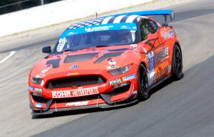 KohR Motorsports Mustang Finishes Second at Canadian Tire Motorsports Park on Forgeline One Piece Forged Monoblock GS1R Wheels