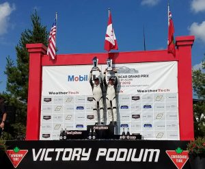Rebel Rock Camaro Wins at Canadian Tire Motorsports Park on Forgeline One Piece Forged Monoblock GA1R Wheels