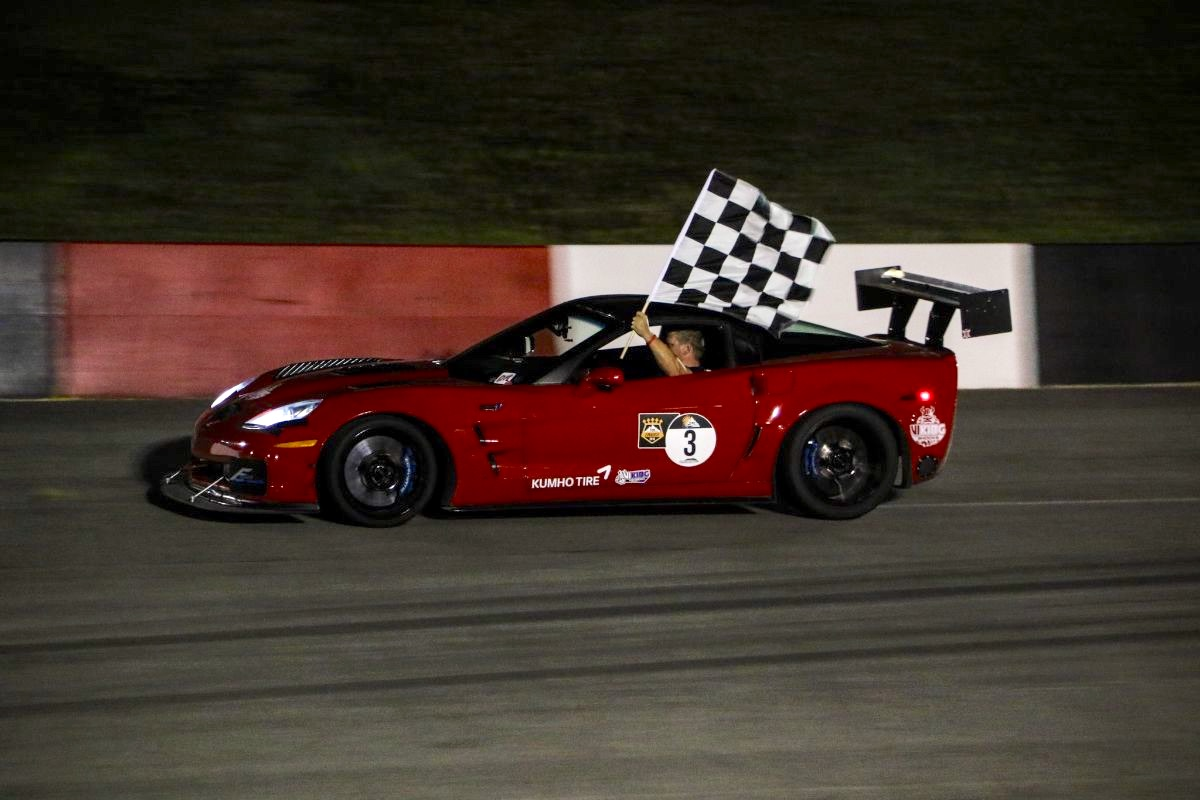 Jeremy Swenson Wins King of the Mountain in his C6 Corvette ZR1 on Forgeline one piece forged monoblock GS1R wheels