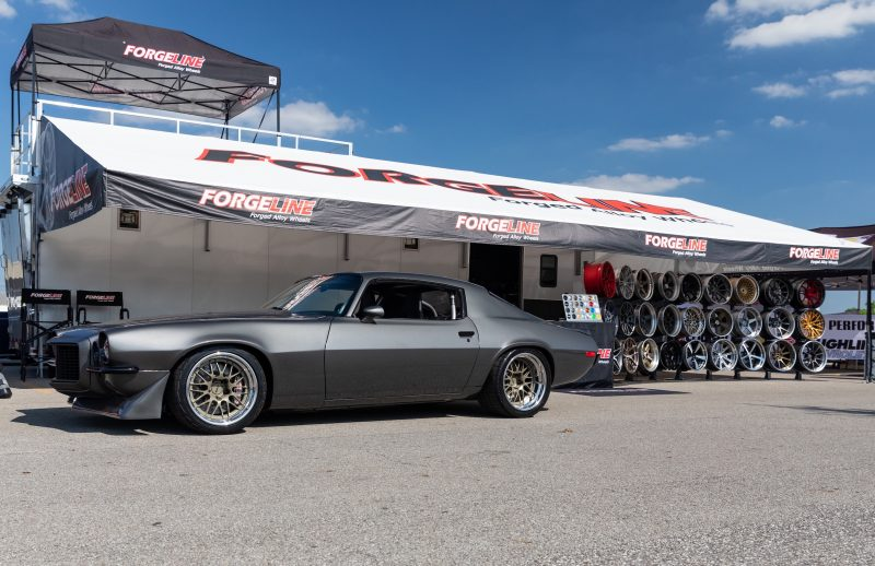 See Forgeline At The 2019 Holley Ls Fest