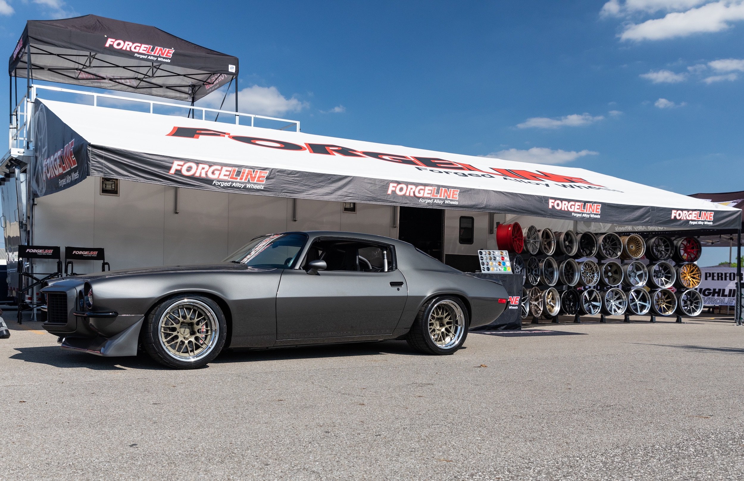 Home | Forgeline Motorsports Custom Made-to-Order Forged