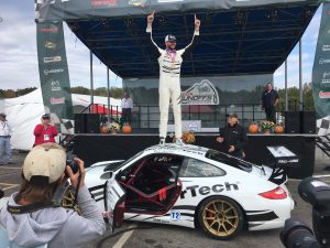 Cooper MacNeil wins SCCA T2 National Championship on Forgeline one piece forged monoblock GS1R wheels