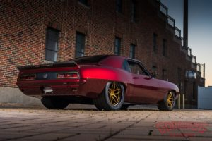 Chris McPhie's Dutchboys-Built 1969 Camaro on Forgeline Carbon+Forged CF204 Wheels
