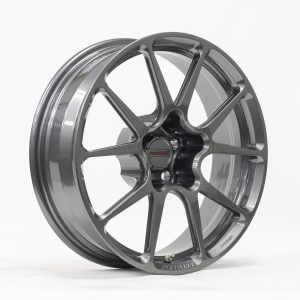 18x5 Forged Monoblock GS1R Skinny Finished in Pearl Gray