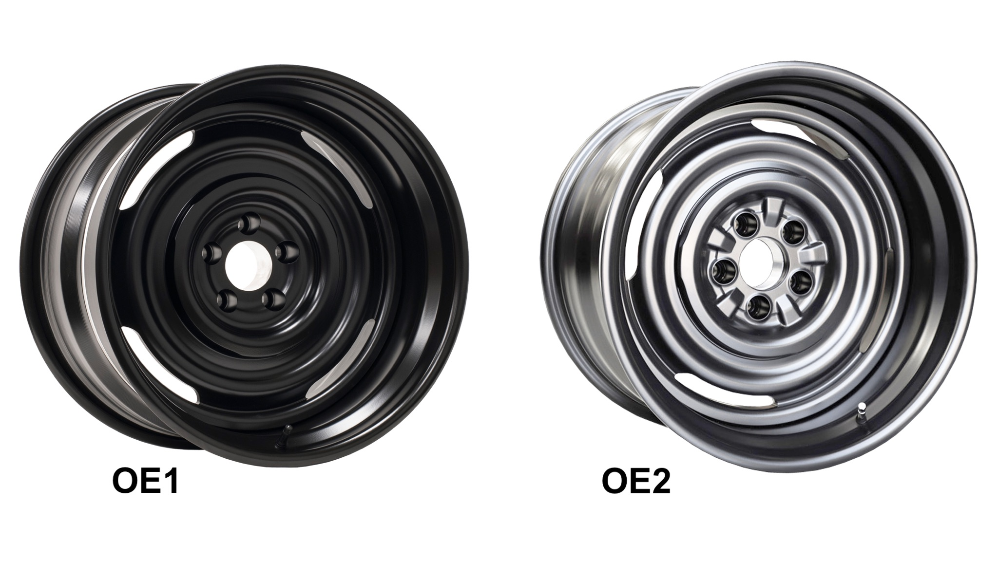 Forgeline OE1 and OE2 Wheels
