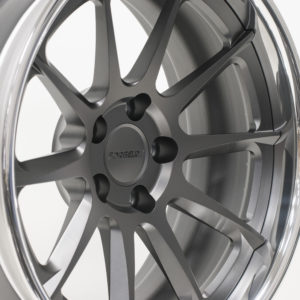 RB3C Forged Charcoal Closeup