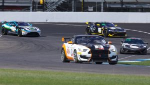 Drew Stavely Dominates GT America Sprint Season Finale at Indianapolis
