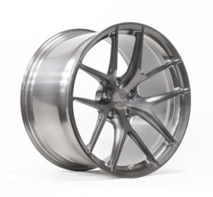 VX1S Deep Concave Finished in Transparent Smoke