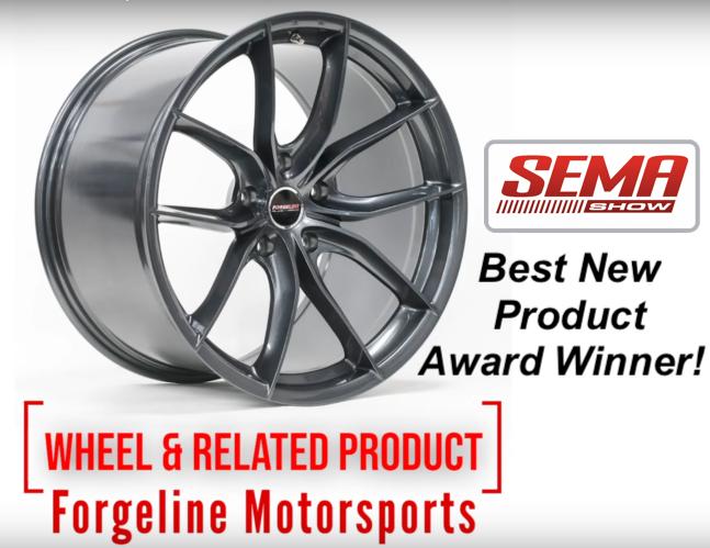 F01 SEMA Best New Product Award Winner