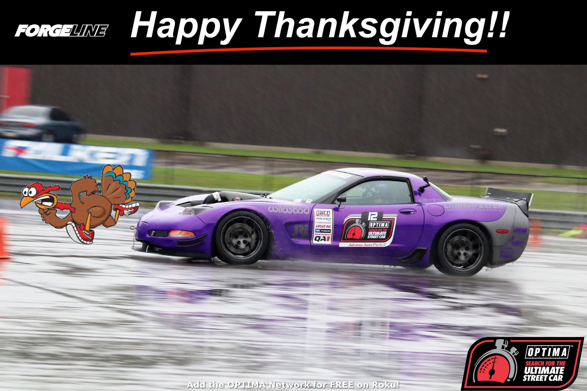 Jake Rozelle Turkey Chase Thanksgiving 2020