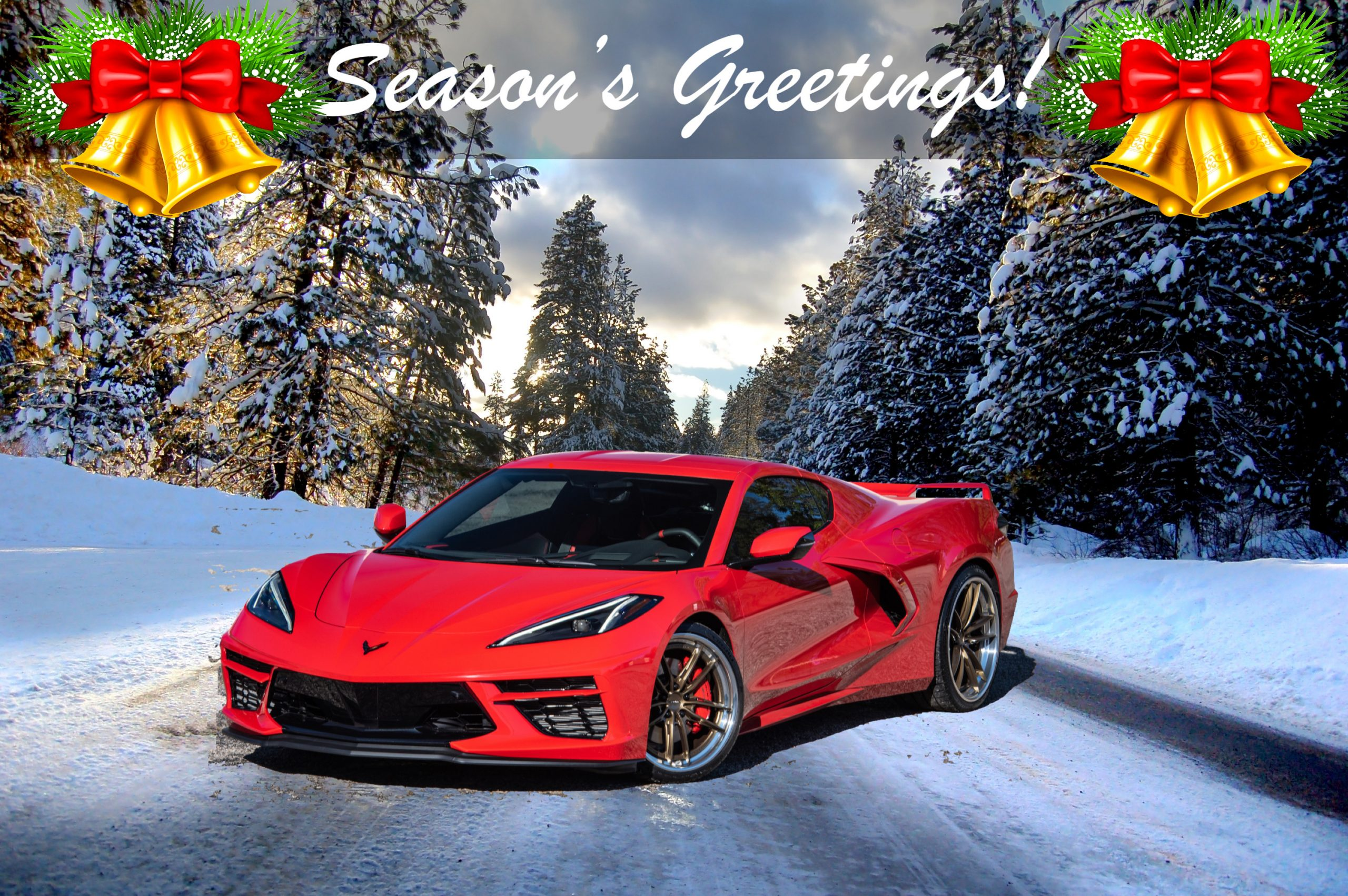 Season's Greetings from Forgeline