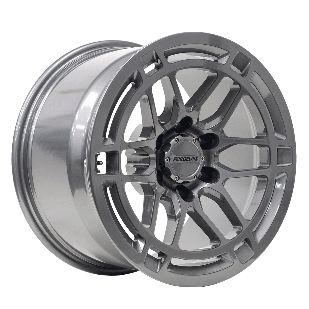 Forgeline TR11 Finished in Pearl Gray