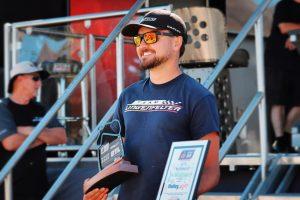 Jake Rozelle Awards Ceremony at Optima Street Car Willow Springs