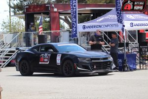 Anderson Composites Chevrolet Camaro at Optima Street Car Willow Springs