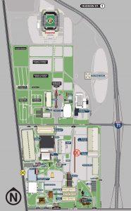 Ohio Expo Center Map