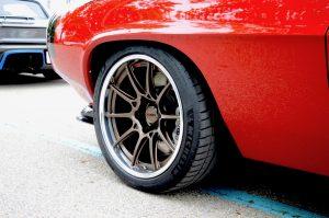 "Chad Farischon's ""Mercury Rising"" 1969 Chevrolet Camaro RS/SS on Forgeline Forged Three Piece AL305 Wheels"