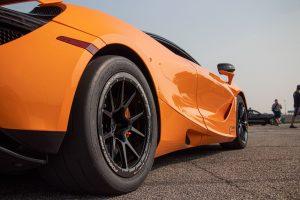 McLaren 720 on Forgeline GS1R Beadlock Wheels at 2021 MITM Elite